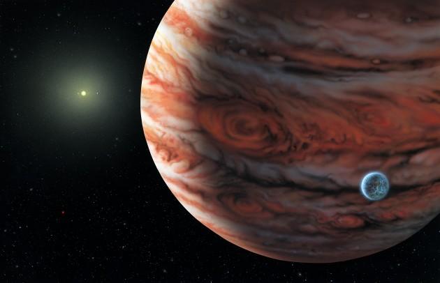 El hallazgo de nuevos mundo comenzó hace casi 20 años. / ESA / Lynette R. Cook