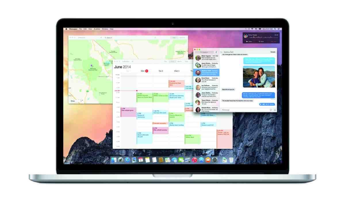 OS X Yosemite e iOS8